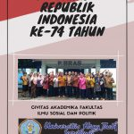 Dirgahayu Republik Indonesia yg ke-74