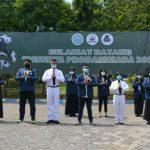 Prodammaba Megalodon Kampus Laut Biru 2020/2021 dibuka Rektor UHT